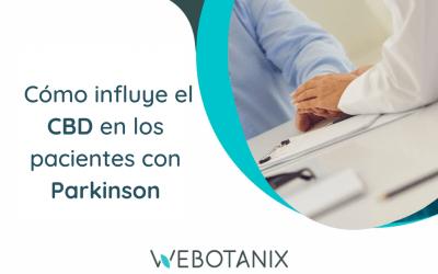 Cómo influye el CBD en los pacientes con Parkinson